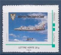 = Amicale De La 11ème Escadre De Chasse Le F100 - Personalizzati (MonTimbraMoi)