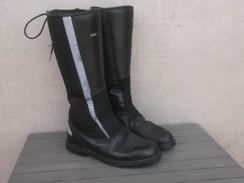 Stivali Originali GoreTex Della Polizia Stradale Del 2011 Tg. 41 Marcati - Polizia