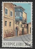 Cyprus, Scott # 400 Used Konak, 1973