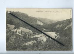 CPA  - Pontrieux  -  Vallée De Châteaulin Et L'Usine à Lin - Pontrieux