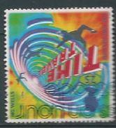 GROSSBRITANNIEN GRANDE BRETAGNE GB 1995 The Time Machine  25p.SG 1878 SC 1616 MI 1576 YV 1822 - Used Stamps