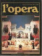L'opera Anno IV N. 35  1990  S. Edizioni - Musique
