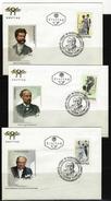 ÖSTERREICH - FDC Mi-Nr. 1338 - 1340 - 3 Belege - Operetten (II) Stempel WIEN (14) - FDC