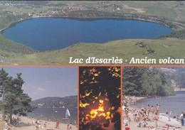 07-----LAC D'ISSARLES--lac De Cratère--voir 2 Scans - France