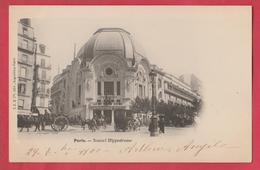 Paris - Nouvel Hippodrome - 1900 ( Voir Verso ) - France