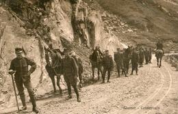 (29)  CPA  Saumer  Convoyeurs  1914  (bon Etat) - Oorlog 1914-18
