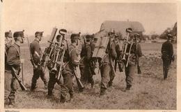 (29)  CPA Mitrailleurs  Mitrailleure  1917  (bon Etat) - Weltkrieg 1914-18