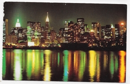 NEW YORK - THE HUDSON RIVER - FORMAT CPA NON VOYAGEE - Hudson River