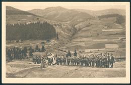 Germany WW1 Feldgottesdienst Sommer 1915 Field Service, Field Mass UNUSED - Germany