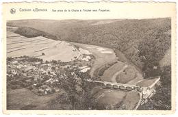 Corbion S/Semois - Vue Prise De La Chaire à Prêcher Vers Poupehan - Ed. Hôtel Des Ardennes - Bouillon
