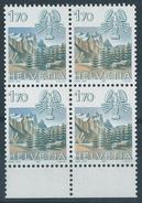 SWITZERLAND 1983 Zodiac Block Of 4 - Mint Never Hinged Original Gum Post Office Fresh