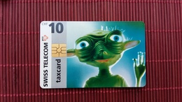 Zwitserland   Phonecard Used - Switzerland