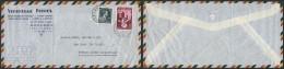 AM972 Lettre De Roulers à Buenos Aires Argentina 1955 - Cartas