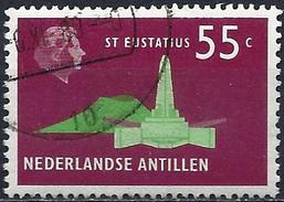 Netherlands Antilles 1973 - De Ruyter Obelisk, St. Eustatius ( Mi 255 - YT 443 ) - Niederländische Antillen, Curaçao, Aruba