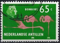 Netherlands Antilles 1973 - Birds : Flamingoes ( Mi 256 - YT 444 ) - Niederländische Antillen, Curaçao, Aruba