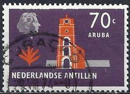 Netherlands Antilles 1973 - Fort Willem III, Aruba ( Mi 257 - YT 445 ) - Niederländische Antillen, Curaçao, Aruba