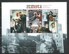 Poland 2002 The Classics Of Polish Film - The Vengeance.S/S.MNH - Ungebraucht