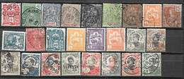 INDOCHINE Lot De Timbres Oblitérés - Used Stamps