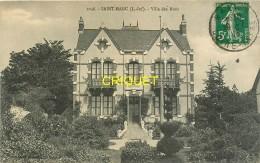 44 St Marc, Villa Des Noës, Affranchie 1913 - France