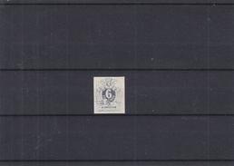 Belgique- Essai Non émis Du 6c - Type 2 - Sg - Repertorié Au Cat Gruben - Proofs & Reprints