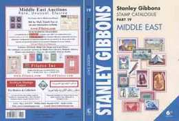 Stanley Gibbons Stamp Middle East 2005 Part 19 Edition 6th New Not Used The Previous  FREE Shipping By Registered Mail - Books On Collecting
