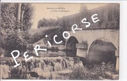 17  Matha  Le Pont De Romefort - Matha