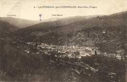 LAUTENBACH Près Guebwiller  Haut Rhin Vosge - Frankrijk