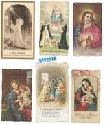 Santino B.imelda Domenicana Adorazione Re Magi R.s.rosario  (NR°6 SANTINI) - Santini