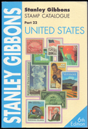 Stanley Gibbons Stamp Catalogue  UNITED STATES 2005  Part 22 Edition 6th New Not Used The Previous FREE Shipping By Regi