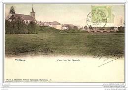 TINTIGNY ..-- Pont Sur La Semois . 1907 Vers PARIS ( Mr Auguste LEONET ) . Voir Verso . - Tintigny