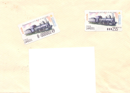 2001. Spain, He Letter Sent By Registered Post To Moldova - 1931-Heute: 2. Rep. - ... Juan Carlos I