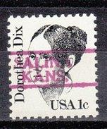 USA Precancel Vorausentwertung Preos Locals Kansas, Salina 811