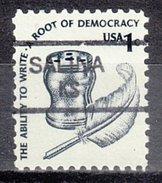 USA Precancel Vorausentwertung Preos Locals Kansas, Salina 835,5