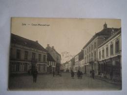 Zele // Cesar Meeusstraat (geanimeerd) 19?? Uitg. Desaix - Staes - Westelinck - Zele