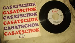 1968 - Disque 45 T -  ' Casatschok'  Par  Alexandrov Karazov - World Music