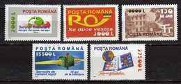 Romania  2002 Postal Services.MNH