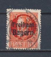 Beieren/Bavaria/Baviere/Bayern 1919 Mi: 156 A  Yt: 156 (Gebr/used/obl/o)(2444) - Bavière