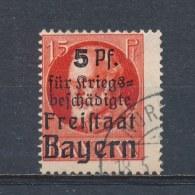 Beieren/Bavaria/Baviere/Bayern 1919 Mi: 172A  Yt: 172 (Gebr/used/obl/o)(2449) - Bavière