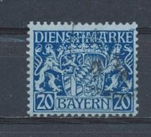 Beieren/Bavaria/Baviere/Bayern 1916 Mi: DM 20  Yt: TS 28 (Gebr/used/obl/o)(2454) - Bavière
