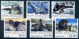 ELEPHANTS DE MER - OTARIE 1992 NEW ZEALAND ** MNH COTE 12.50