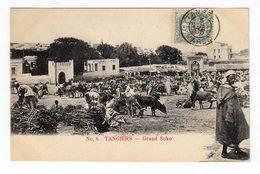 Tanger. Grand Soko. (1578) - Afrique