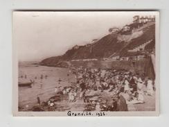 PHOTO ORIGINALE 9X6 / GRANVILLE 1932 - Places