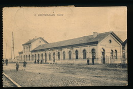LICHTERVELDE - STATIE - Lichtervelde