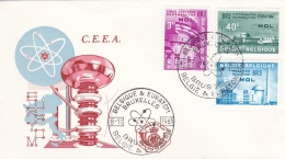 Belgium FDC 1961 CEEA (T15-24)
