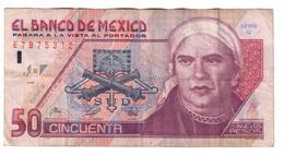 Mexico 50 Pesos 1992 - Messico