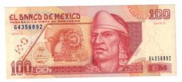 Mexico 100 Pesos 1992 - Mexique