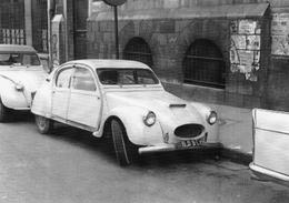 Citroen 2CV  Dagonet  -  1962  -  CPM - Voitures De Tourisme
