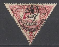 Tchécoslovaquie 1918, Obliteré, Emision Locale, Non Signé