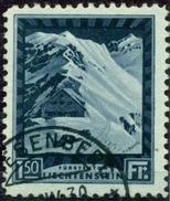 Pfälzerhütte 1930: Zu 96A Mi 106A Mit O Von TRIESENBERG (Zu CHF 90.00 Mi € 65.00)