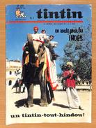 Tintin N°1004 - Les INDES - Michel Vaillant - Modeste Et Pompon - Strapontin - Alix - DARGAUD - GOUJON - POULBOT - Tintin